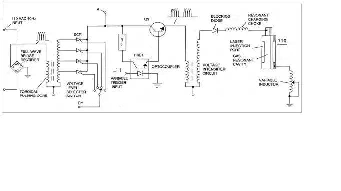 схема генератора Мейера - Уголок конструктора.